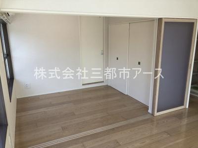 【寝室】NEXUSカメリア