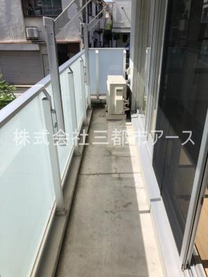 【バルコニー】NEXUSカメリア