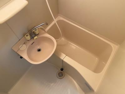 【浴室】スカイコート駒場東大前