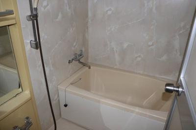 【浴室】ライオンズマンション泊第8