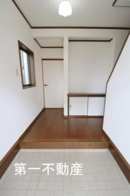 【玄関】西脇市野村町4LDK借家