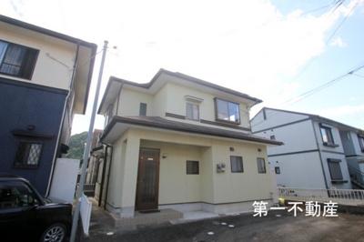 【外観】西脇市野村町4LDK借家