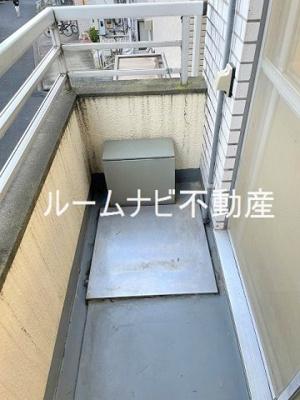 【バルコニー】ホシバマンション