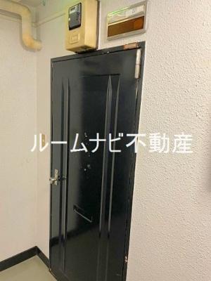 【玄関】ホシバマンション