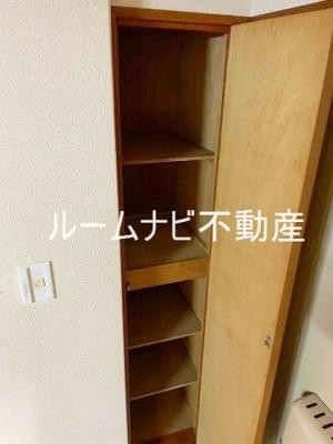 【収納】ホシバマンション