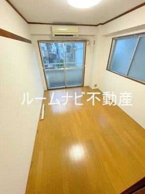【居間・リビング】ホシバマンション