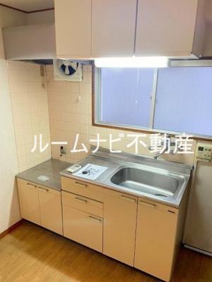 【キッチン】ホシバマンション