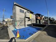 立川市西砂町5丁目 新築一戸建て 全3棟 1号棟の画像