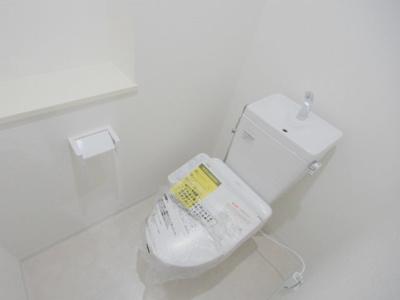 【トイレ】プランドール古市