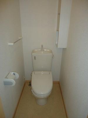 【トイレ】セントルイス