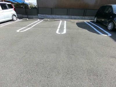 【駐車場】レジデンスそら
