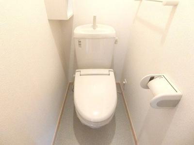 【トイレ】レジデンスそら
