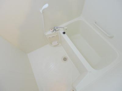 【浴室】トレゾール東原