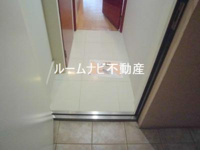 【玄関】モデュロール要町Ⅲ