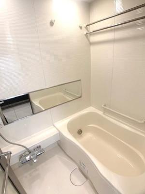 【浴室】Brillia恵比寿id