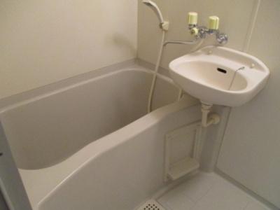 【浴室】リヴラン西原Ⅱ