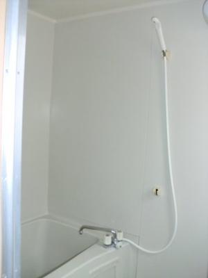 【浴室】ハイツサンパーティークA