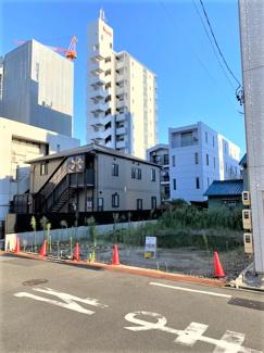 【外観】中区新栄一丁目 売地