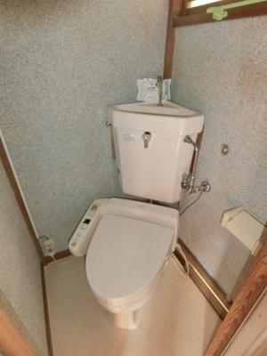 【トイレ】堀切2丁目貸家