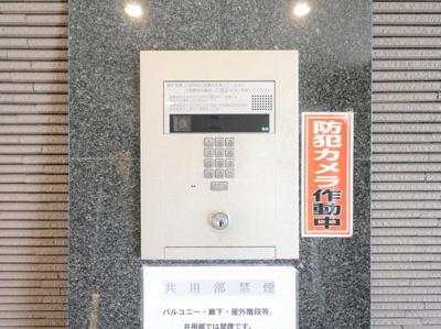 【セキュリティ】エステムプラザ難波WESTリバークロス