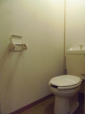 【トイレ】レオパレスノボル