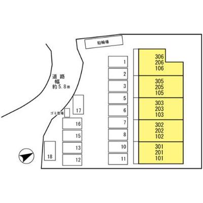 【区画図】エトワール