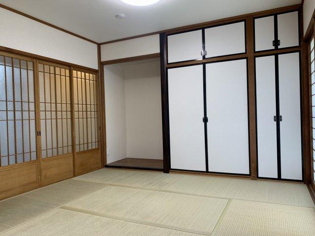 【和室】丸美ロイヤル北浜田