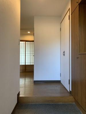 【玄関】丸美ロイヤル北浜田