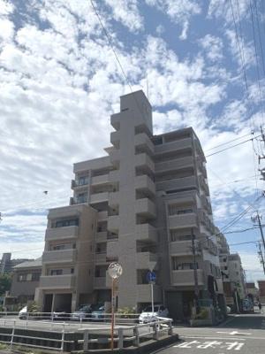【外観】丸美ロイヤル北浜田