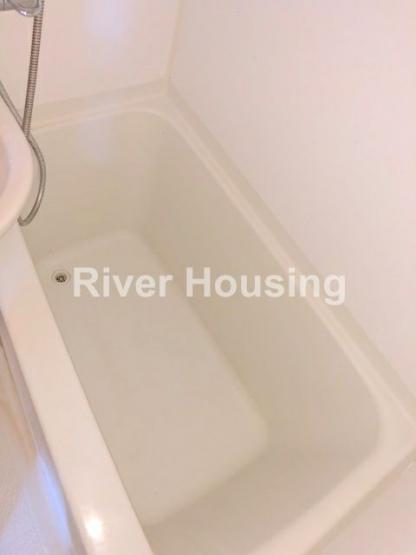 【浴室】ラグジュアリーアパートメント東中野