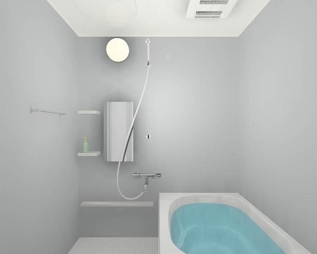【浴室】グランピア博多東