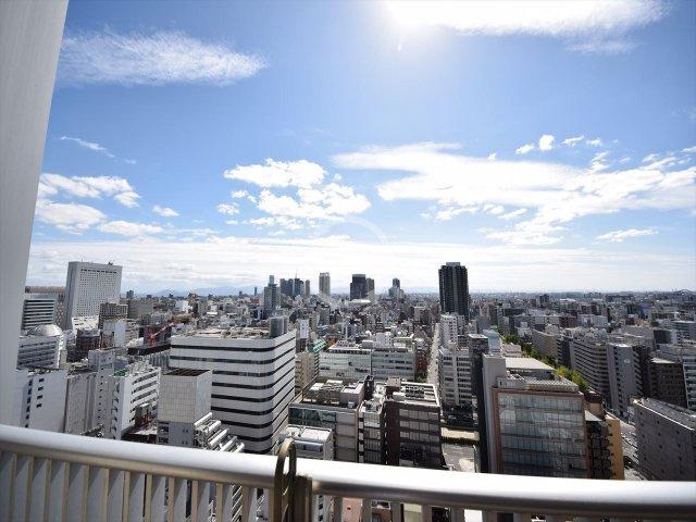 ライオンズマンション大阪スカイタワー 南向き眺望
