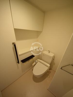 ライオンズマンション大阪スカイタワー 温水洗浄便座
