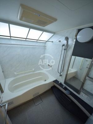 ライオンズマンション大阪スカイタワー バスルーム