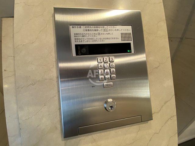 ライオンズマンション大阪スカイタワー オートロック