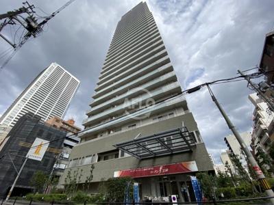 ライオンズマンション大阪スカイタワー 外観