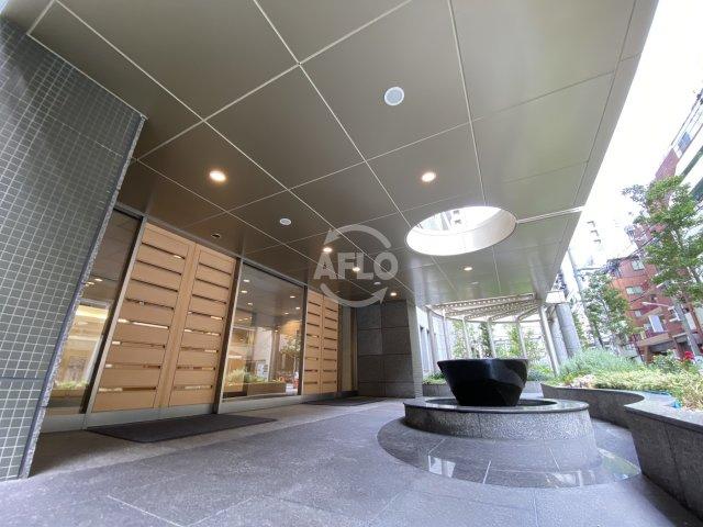 ライオンズマンション大阪スカイタワー エントランス