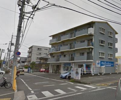【外観】ハイツ山本