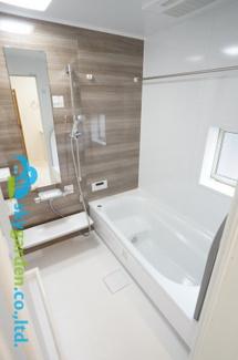 【浴室】秦野市元町 新築戸建 1棟