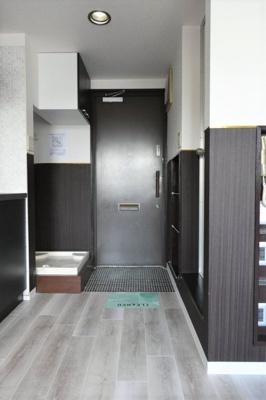 【玄関】ロジマン西麻布