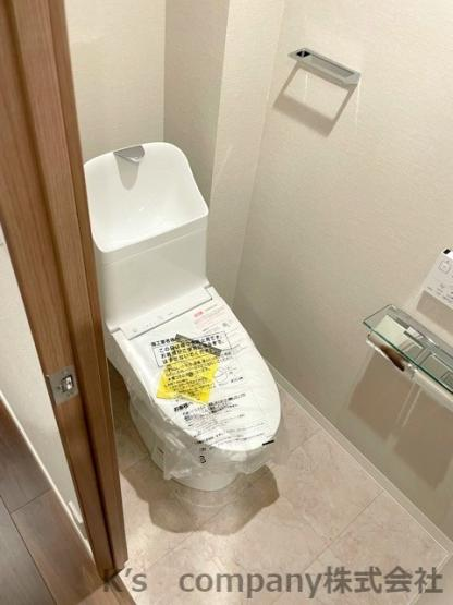 洗浄トイレ