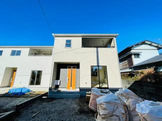 【外観】伊豆の国市寺家第4 新築戸建 3号棟
