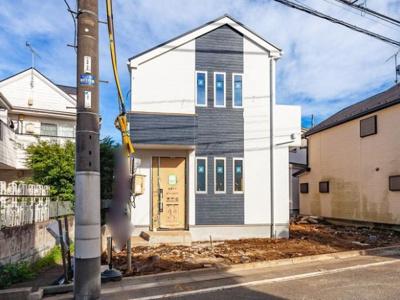 【外観】杉並区上井草4丁目  新築戸建 1号棟 6380万円
