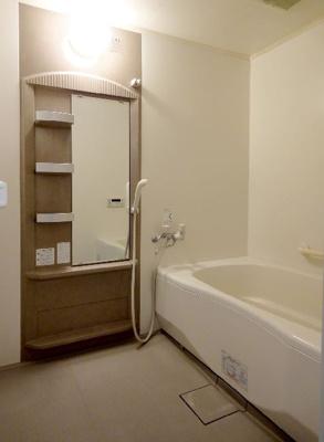 【浴室】ラ・プリメラ