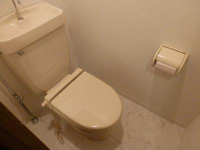 【トイレ】グレースキャッスル
