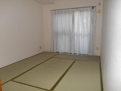 【寝室】ライオンズマンション松ヶ丘
