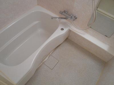【浴室】ライオンズマンション松ヶ丘