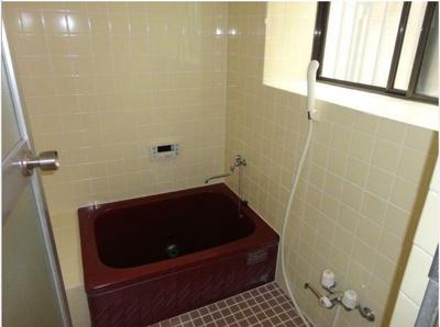 【浴室】矢部町坂田貸家