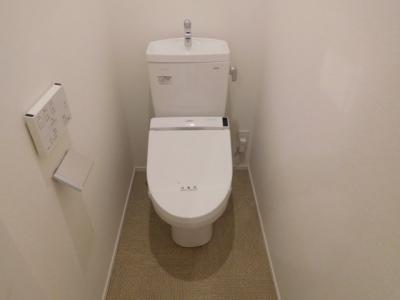 【トイレ】ブランミュール西荻窪EAST