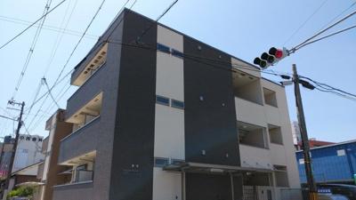 【外観】フジパレス和歌山駅南Ⅱ番館